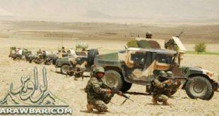 هلمند کې د افغان ځواکونو په عملياتو کي ۵۶ تنه وسله وال طالبان ووژل سو