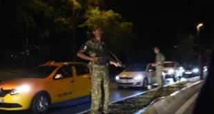 ترکیه د فوځي انقلاب سره مخ ده