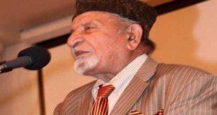 Said khalilullah Hashamyan ډاکتر سيد خليل الله هاشميان