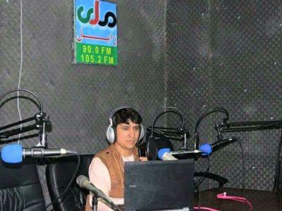 Mohammad yaqoub sharafat zabul محند يعقوب شرافت