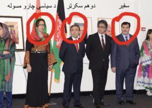 د هالنډ په هاګ کي د افغانستان سفارتAfghan ambassy The Hague Holland